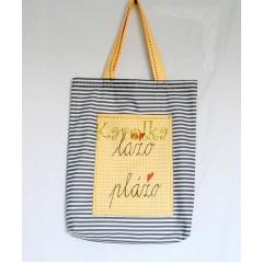 Nákupná taška - Lážo plážo