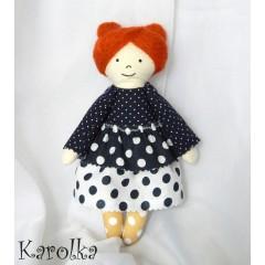 textilná bábika - Alinka n.2
