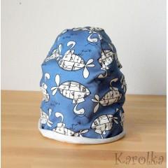 Detská čiapka - Okolo sveta
