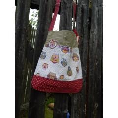Bavlnená taška - Rozárka Sovičková