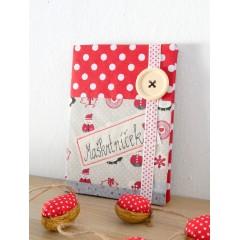 Receptár / zápisník - na vianočné dobroty