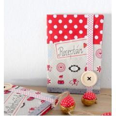 Receptár / zápisník - SUPER na vianočné dobroty