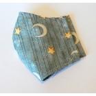 Bavlnené rúško -  Hviezdy