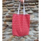 Nákupná taška - Srdce na dlani