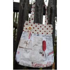 Bavlnená taška - Paríž Mild