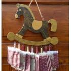 Adventný kalendár  - koník Zlatohrivko