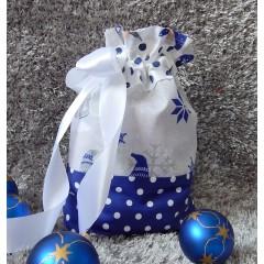Mikulášsky balíček - Mikuláš v modrom