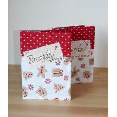 Zápisník / receptár  - Vianočné recepty